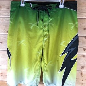 Rip Curl Mick Fanning Collection Board Shorts